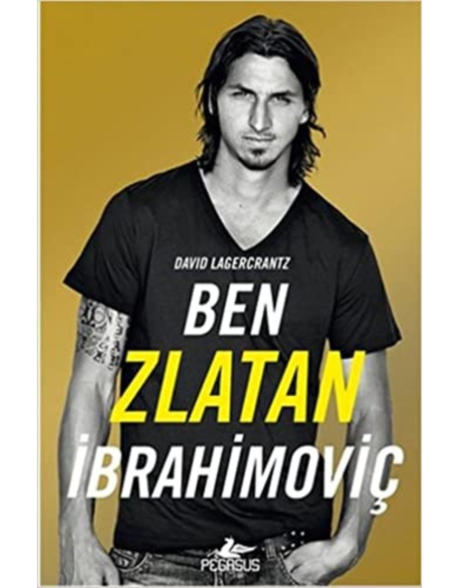 David Lagercrantz Ben Zlatan İbrahimoviç