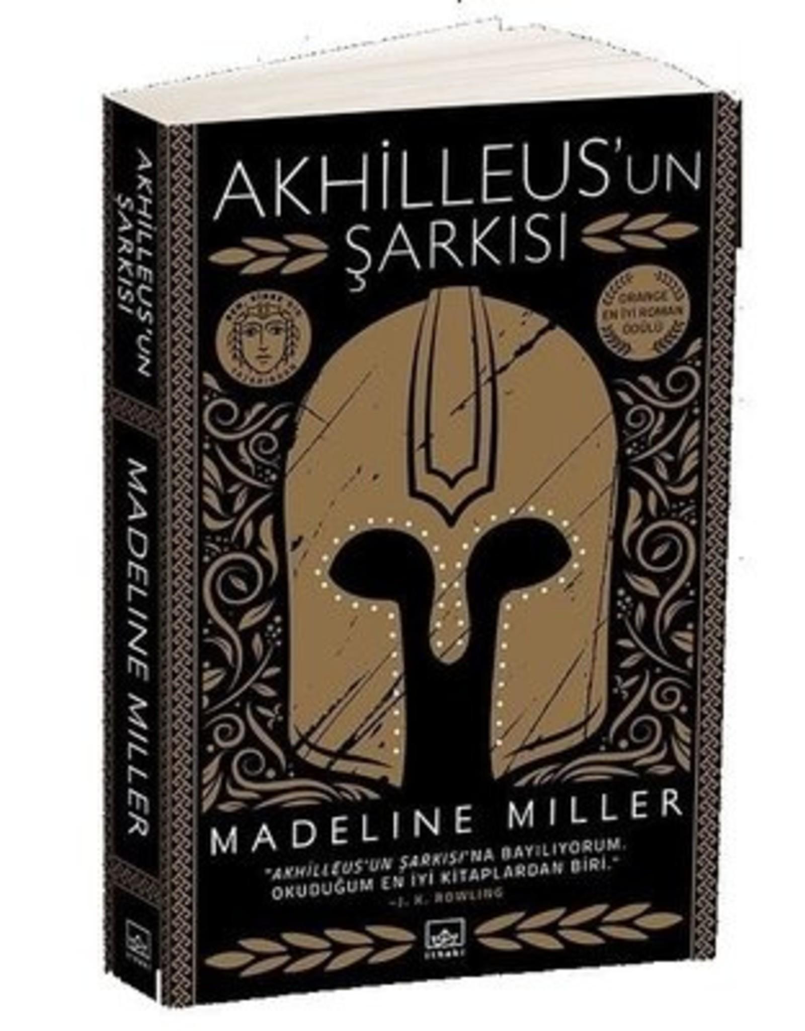 Madeline Miller Akhilleus'un Şarkısı