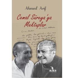 Ahmed Arif Cemal Süreya'ya Mektuplar