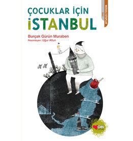 Burçak Gürün Muraben Çocuklar İçin İstanbul
