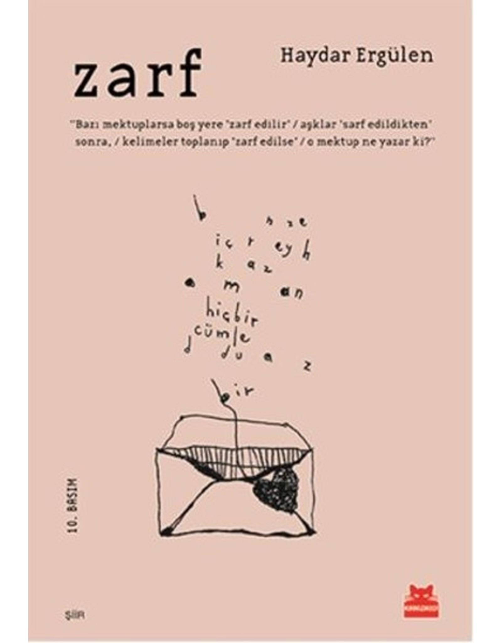 Haydar Ergülen Zarf
