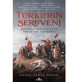 Cansu Canan Özgen Türklerin Serüveni Metehan'dan Attila'ya, Fatih'ten Atatürk'e