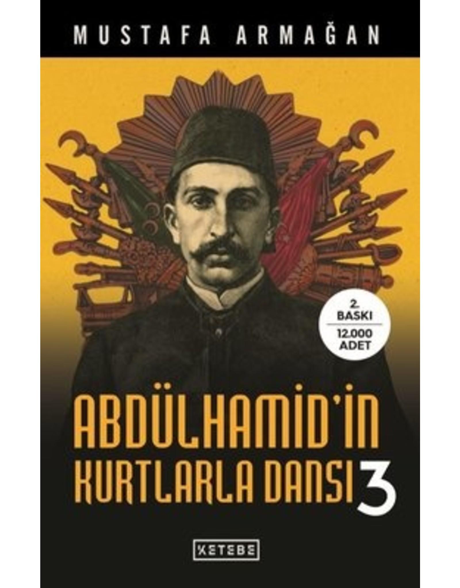 Mustafa Armağan Abdülhamid'in Kurtlarla Dansı 3
