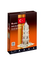 Yapboz Dolmabahçe Saat Kulesi  (93 Parça 3D Puzzle)