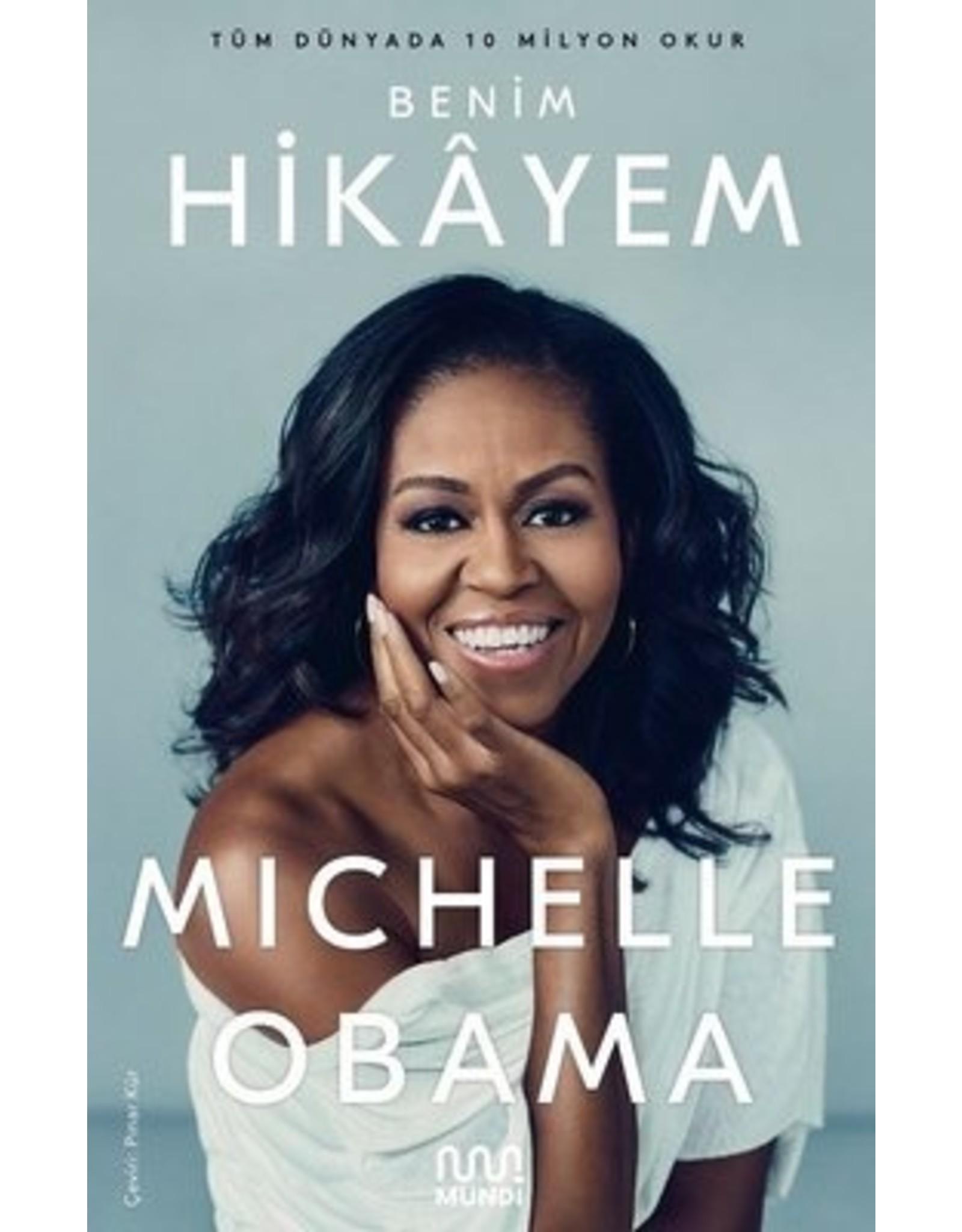 Michelle Obama Benim Hikayem
