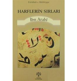 Muhyiddin İbn Arabi Harflerin Sırları