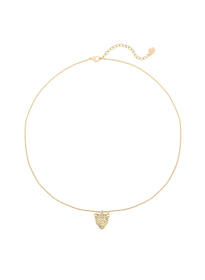 Ketting panther dream gold