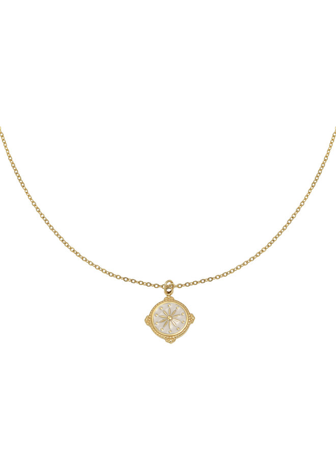 Ketting Leading Star gold