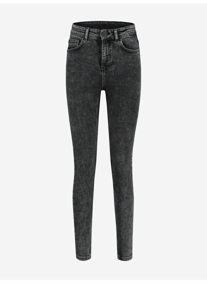 Billie-Sue jeans (Black k acid wash)