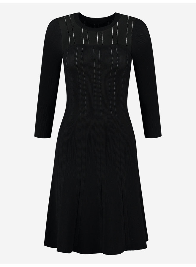 Gaby dress (black)