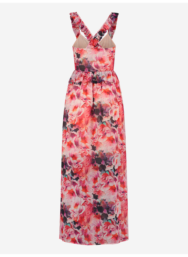 Soleil maxi dress