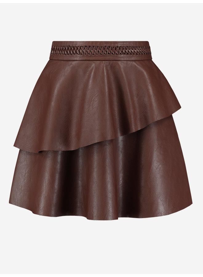 Marlin skirt (Dark Brown)