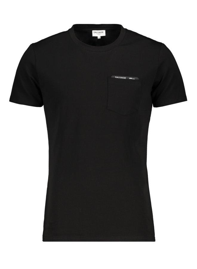 Levi T-shirt Black