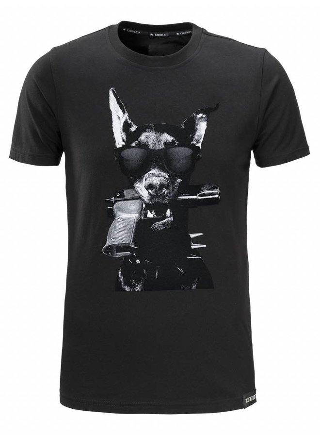 T-shirt Dobermann Antra