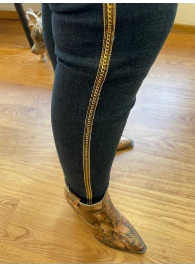 LIU Jo jeans Divine gold Stripe (den. Blue  Arboga)