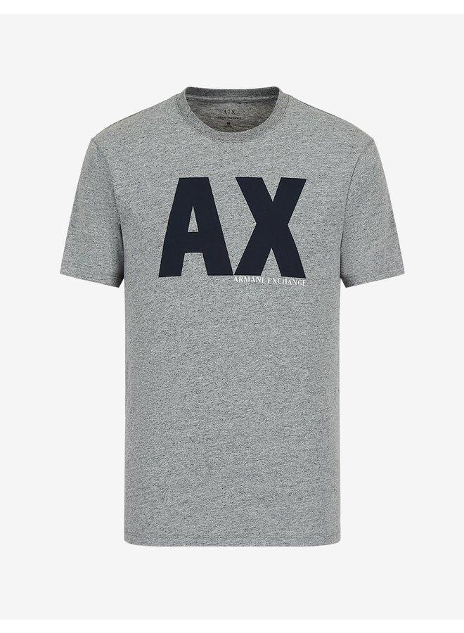 AX Jersey T-shirt Grey Melange