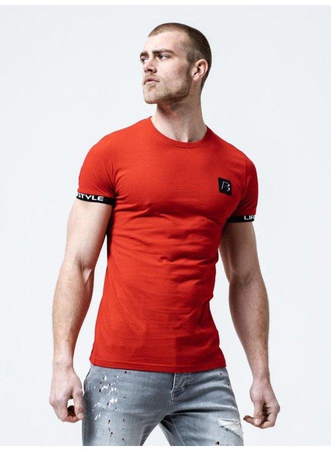 Luigi Tee Red