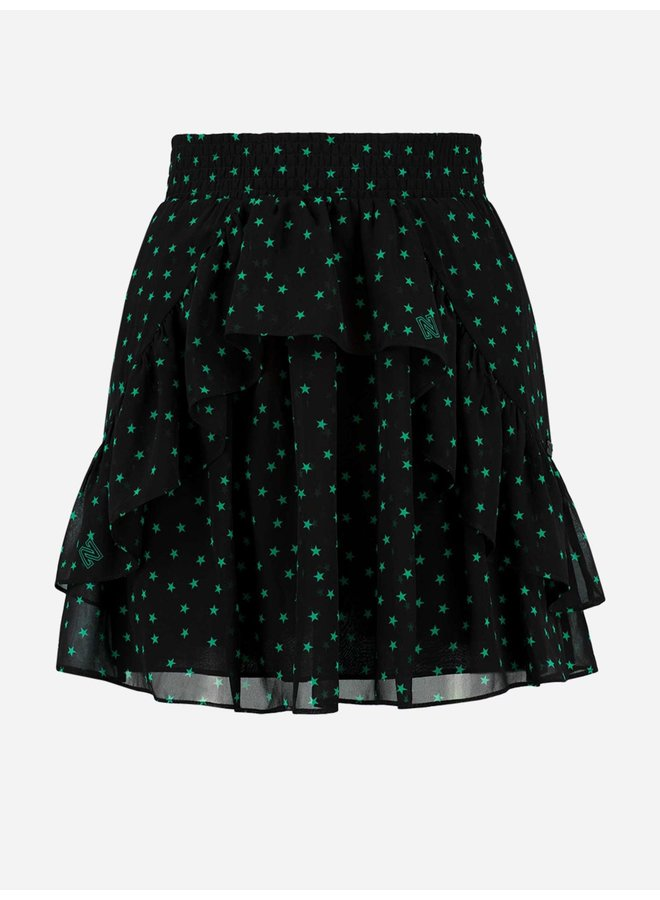 Future star skirt (Black)