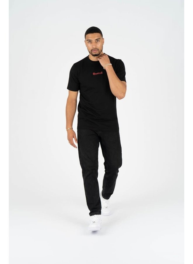 New Orleans T-shirt BL/RD