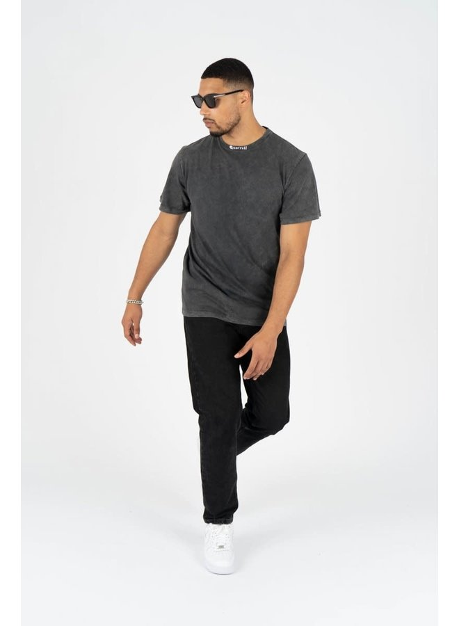 Miami T-shirt Acid Grey