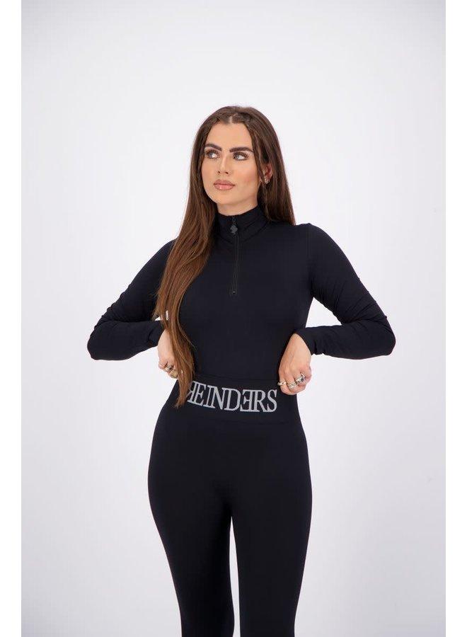 Body turtleneck (True Black)