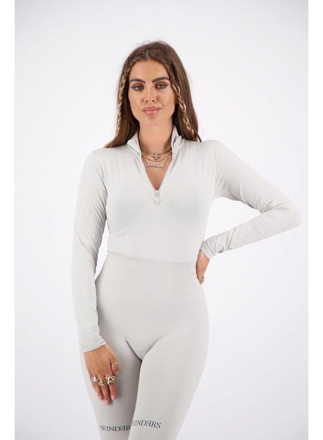 Body turtleneck (Quiet grey)