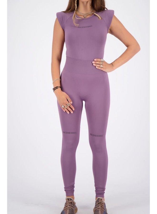 Sport legging long (Grapeade)