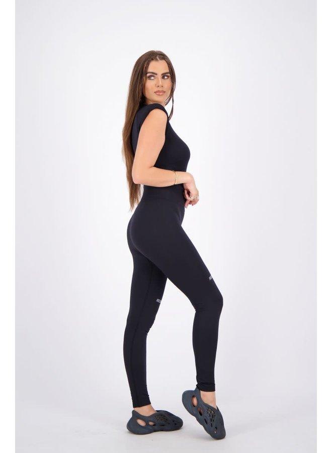 Sport legging long (True Black)
