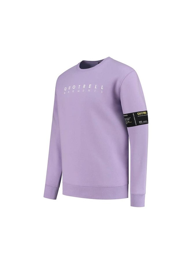 Aruba Crewneck Purple