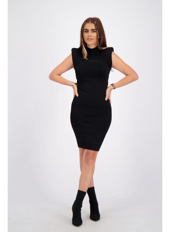 Dress viscose (Black)