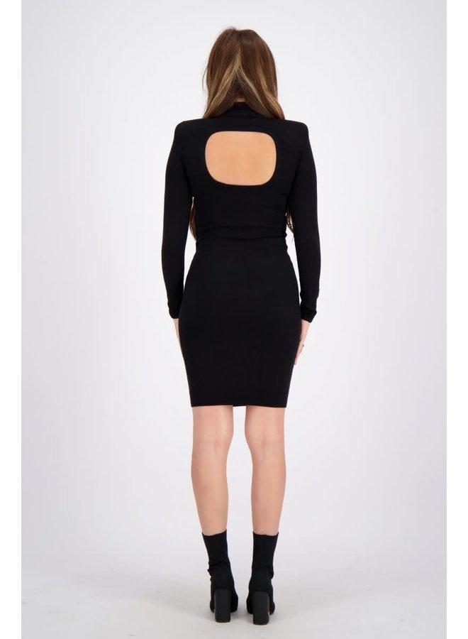 Livia dress (True Black)