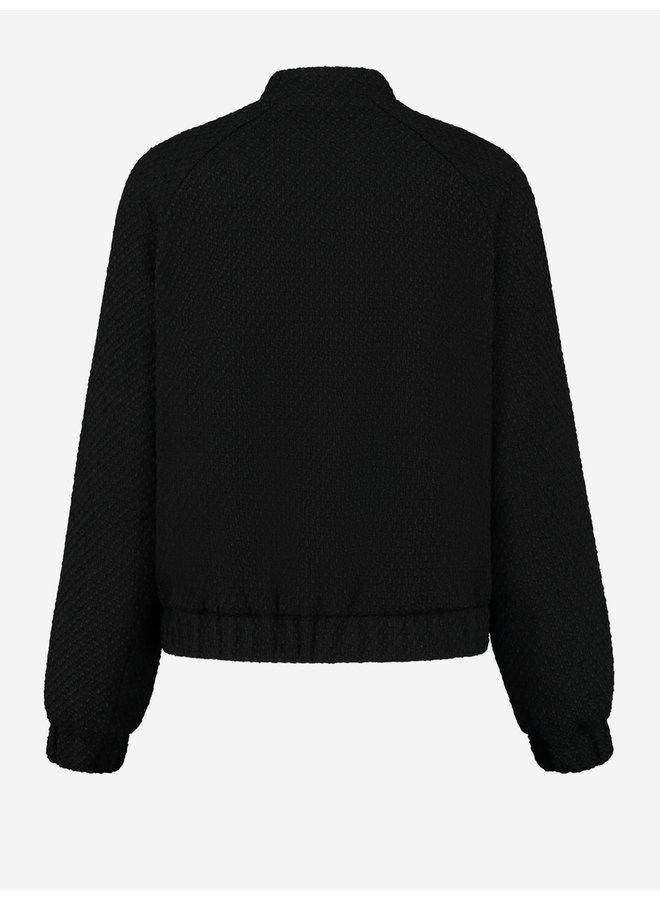 Lexi bomber (Black)