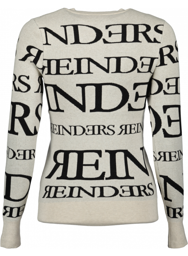 Reinders sweater (creme)