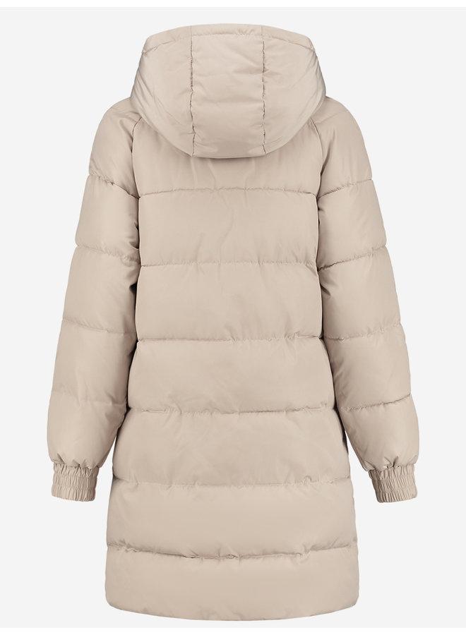 Alli puffer coat (pastry)
