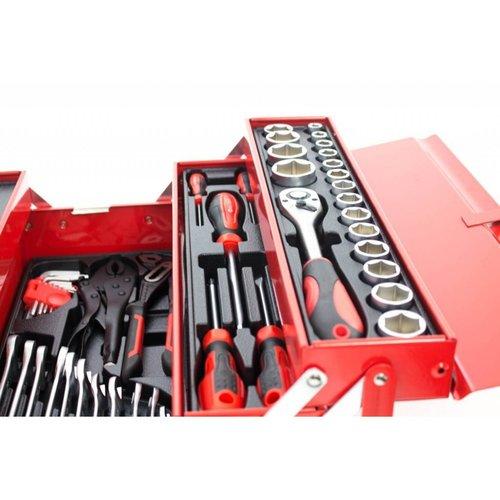 Ragnor Boîte à outils Ragnor remplie 79 pièces