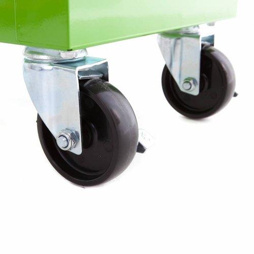 Ragnor Ragnor gereedschapswagen 7 laden - groen