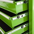 Ragnor Chariot à outils Ragnor 7 tiroirs - vert