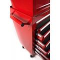 Ragnor Ragnor gereedschapswagen met opzetkist - rood