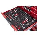 Ragnor Chariot porte-outils Jumbo Ragnor rempli de 255 pièces