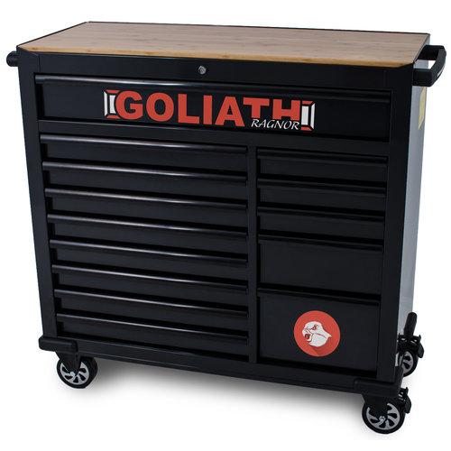 Ragnor Chariot à outils Ragnor rempli Goliath JET XXL