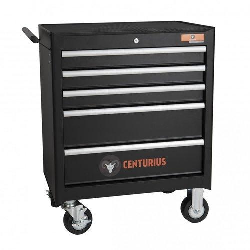 Centurius Chariot à outils avec coffre supérieur Centurius 8 tiroirs