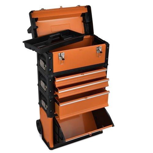 Centurius Chariot à outils Centurius orange