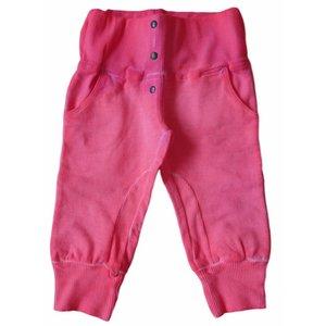 DIRKJE BABYKLEDING joggingbroekje New York  pink
