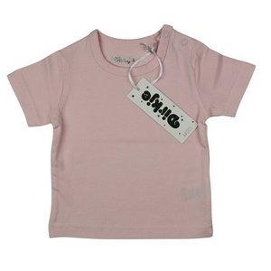 DIRKJE BABYKLEDING basic t-shirt pink