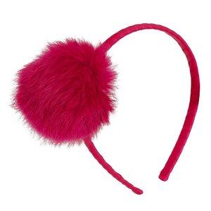 LE BIG haarbandje roze