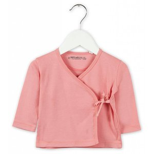 IMPS&ELFS cardigan long sleeve doll pink