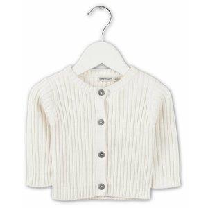 IMPS&ELFS cardigan long sleeve off white