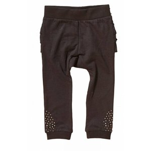 KIDS - UP baby girls pants black
