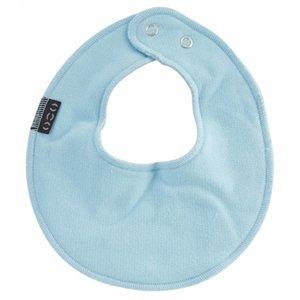 Mikk-Line slabbetje rond baby blue