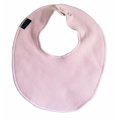 Mikk-Line Mikk-Line slabbetje rond baby pink